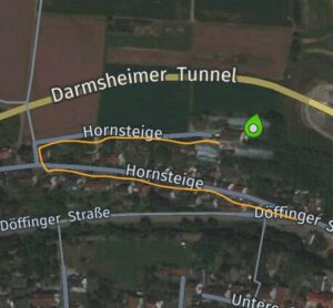 Bild Zufahrt Hornsteige